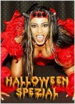 Halloween Stripperin Show mieten