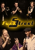 FUNK STREET - Coverband, Party Band, Funk, Soul, Musik,... Nürnberg
