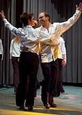 Step in LA - Stepptanz, Jazztanz, Ballett, Showtanz, Tanzshow, Gesang